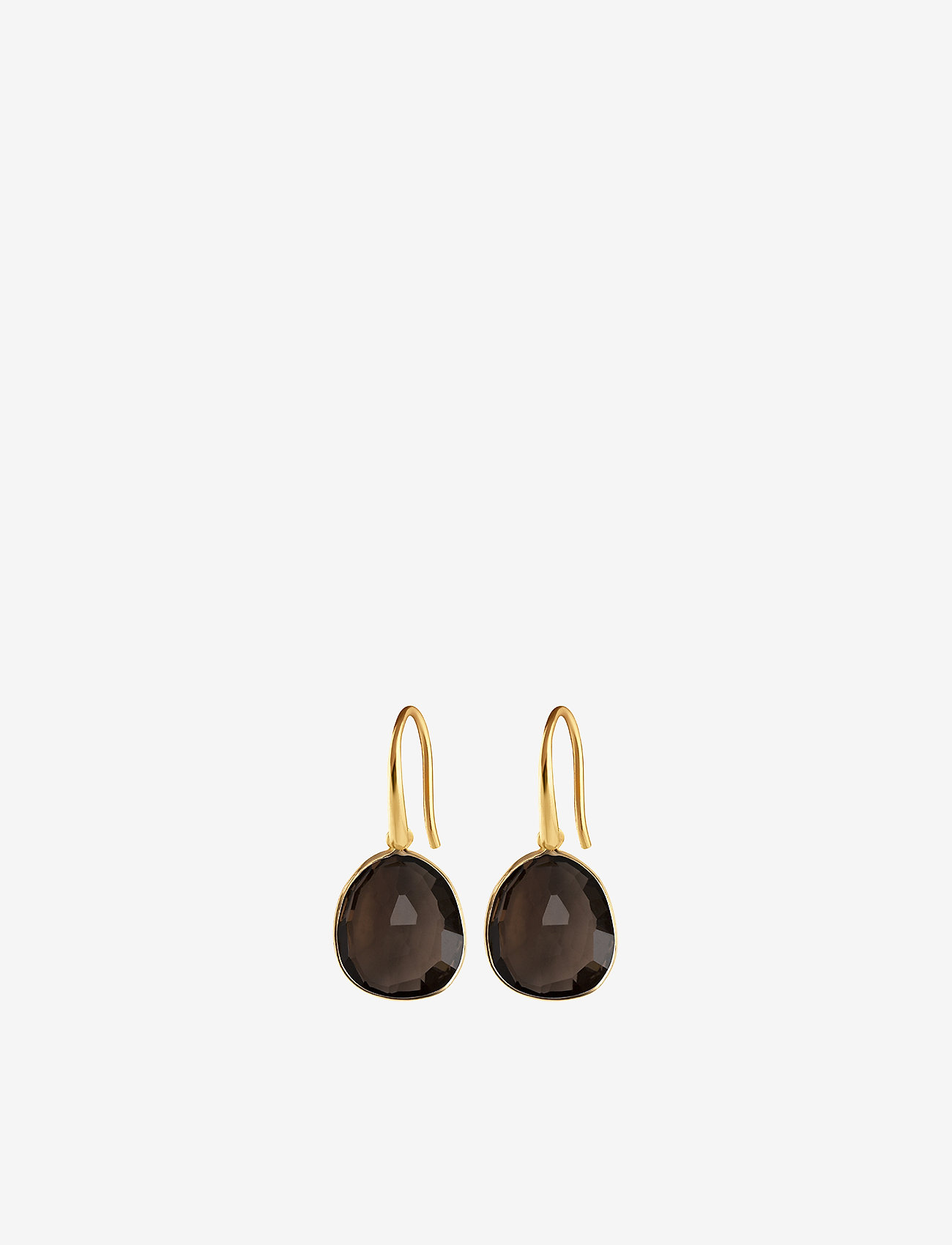 Syster P - Glam Glam Earrings - oorhangers - gold - 0