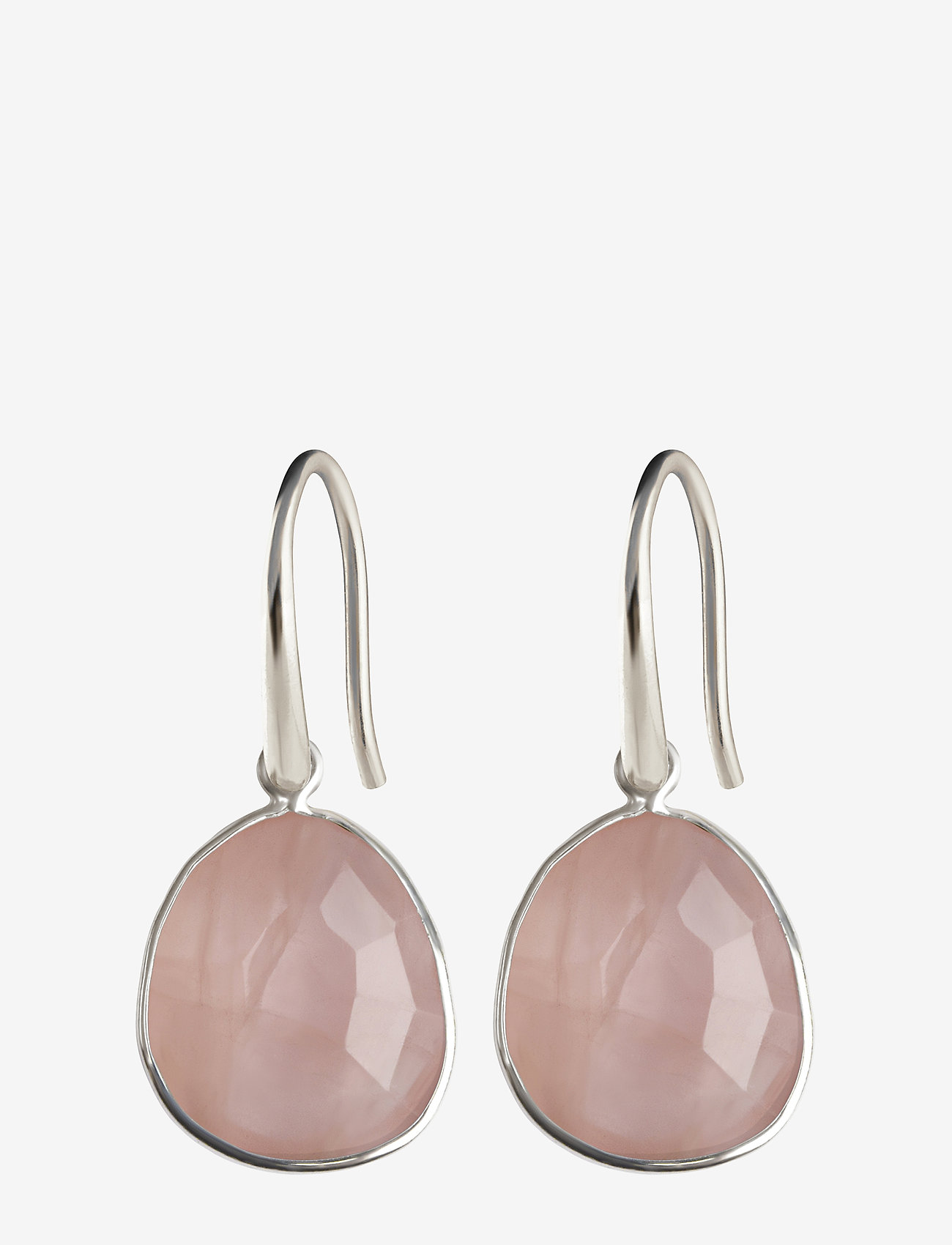 Syster P - Glam Glam Earrings - oorhangers - silver - 0
