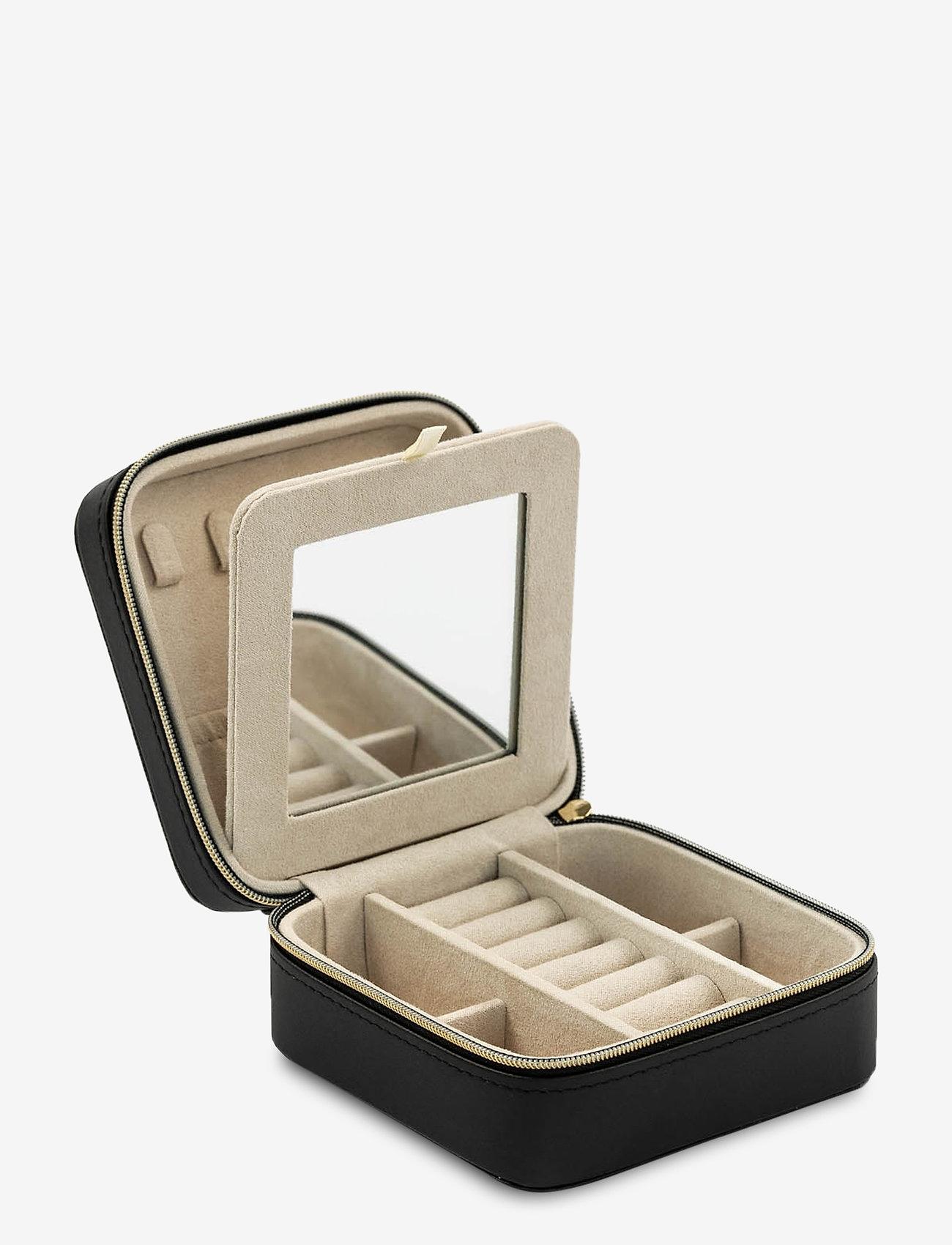 Syster P - Jewelry Case Small - juwelendoosjes - black - 1