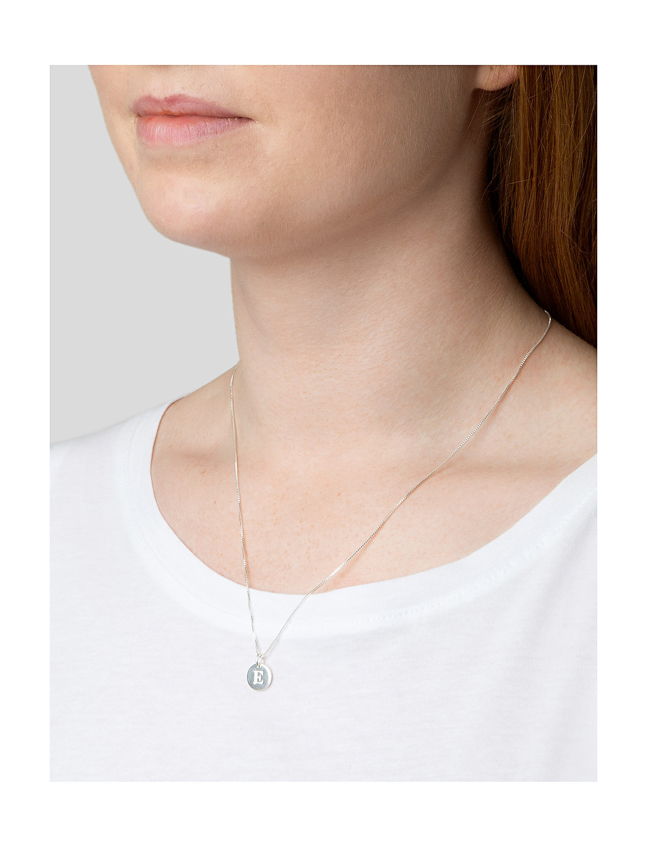 Syster P - Beloved Medium Box Chain Silver - kettingen  - silver - 1