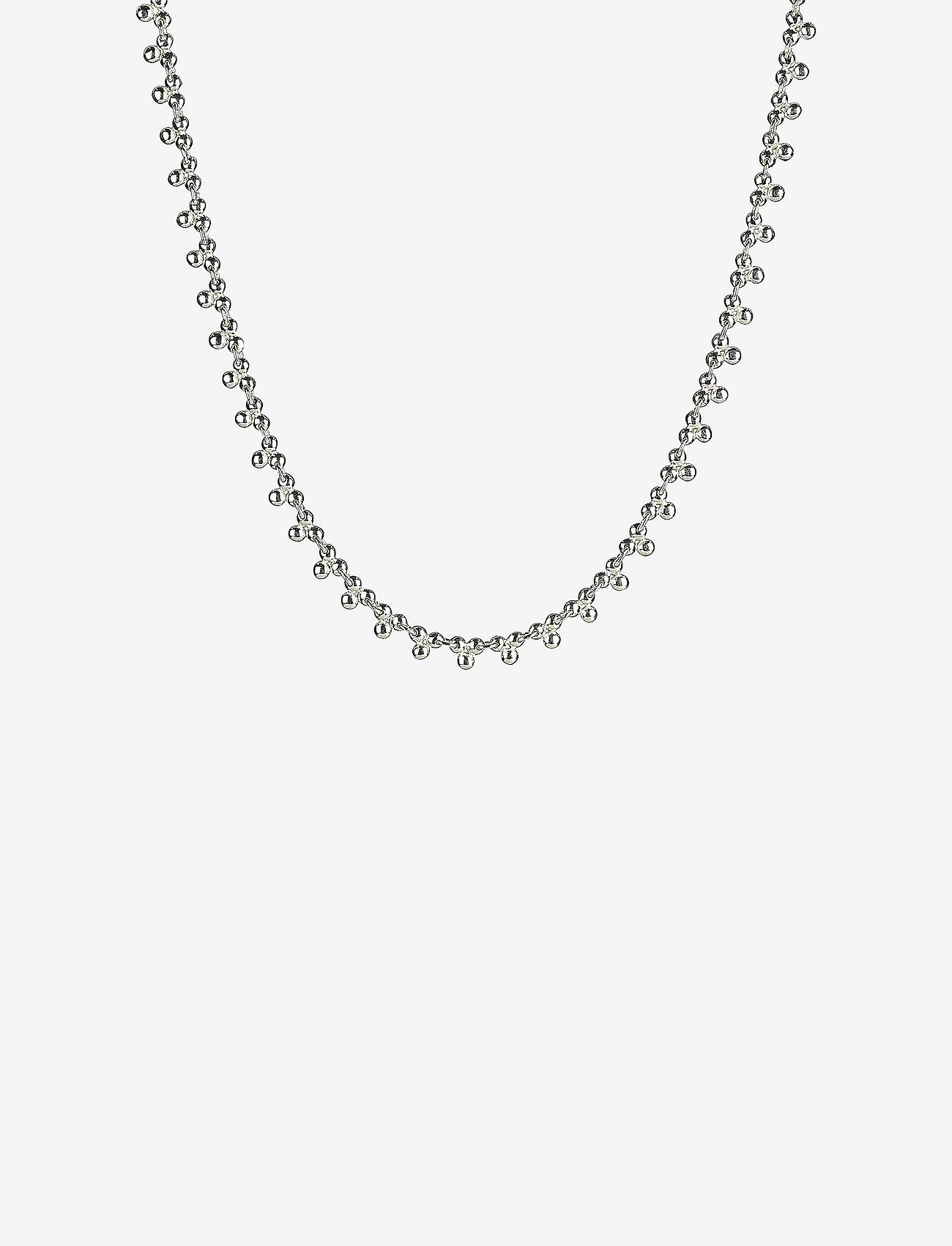 Syster P - Mejja Necklace Silver - sirot kaulakorut - silver