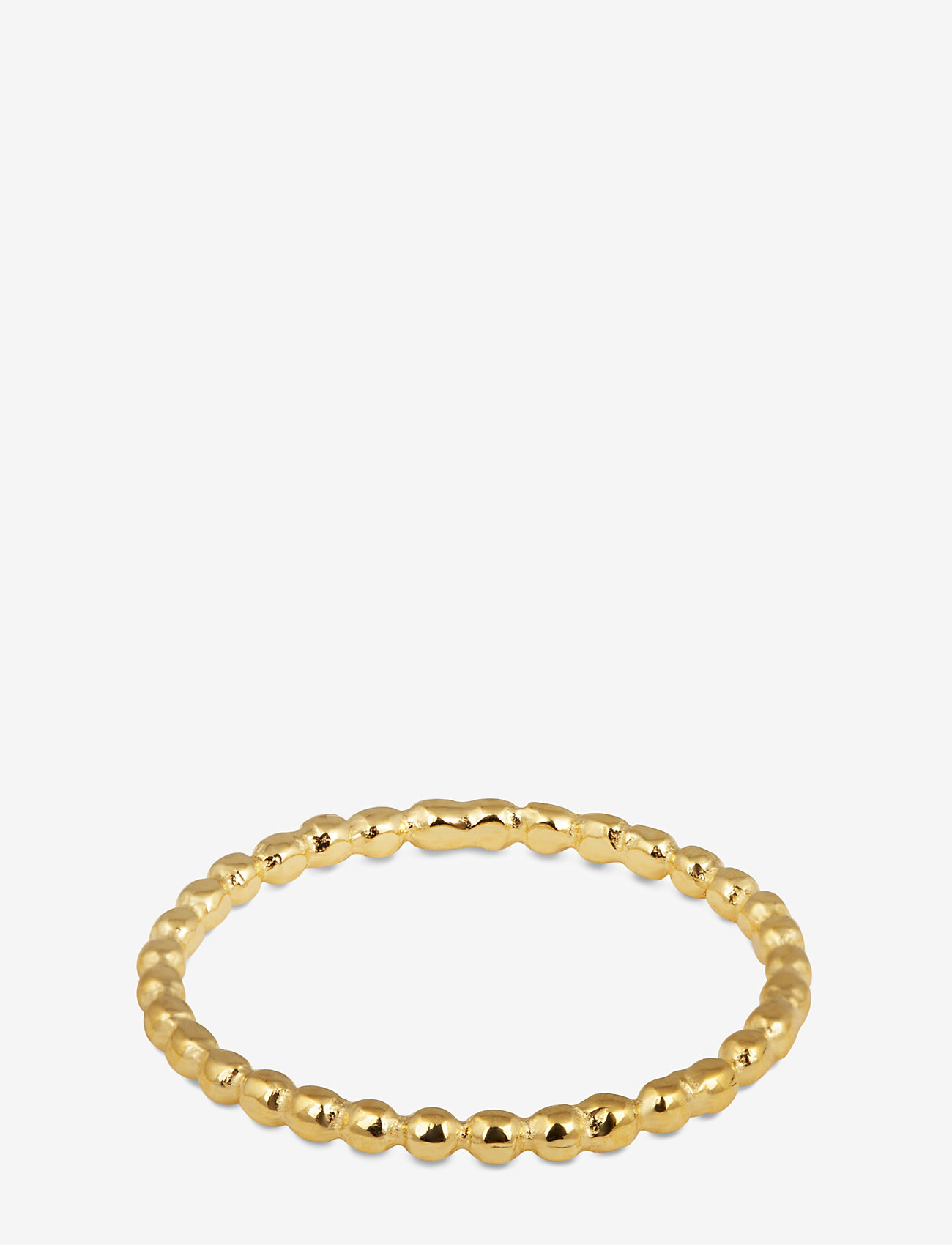 Syster P - Tiny Dots Ring Gold - ringen - gold - 0