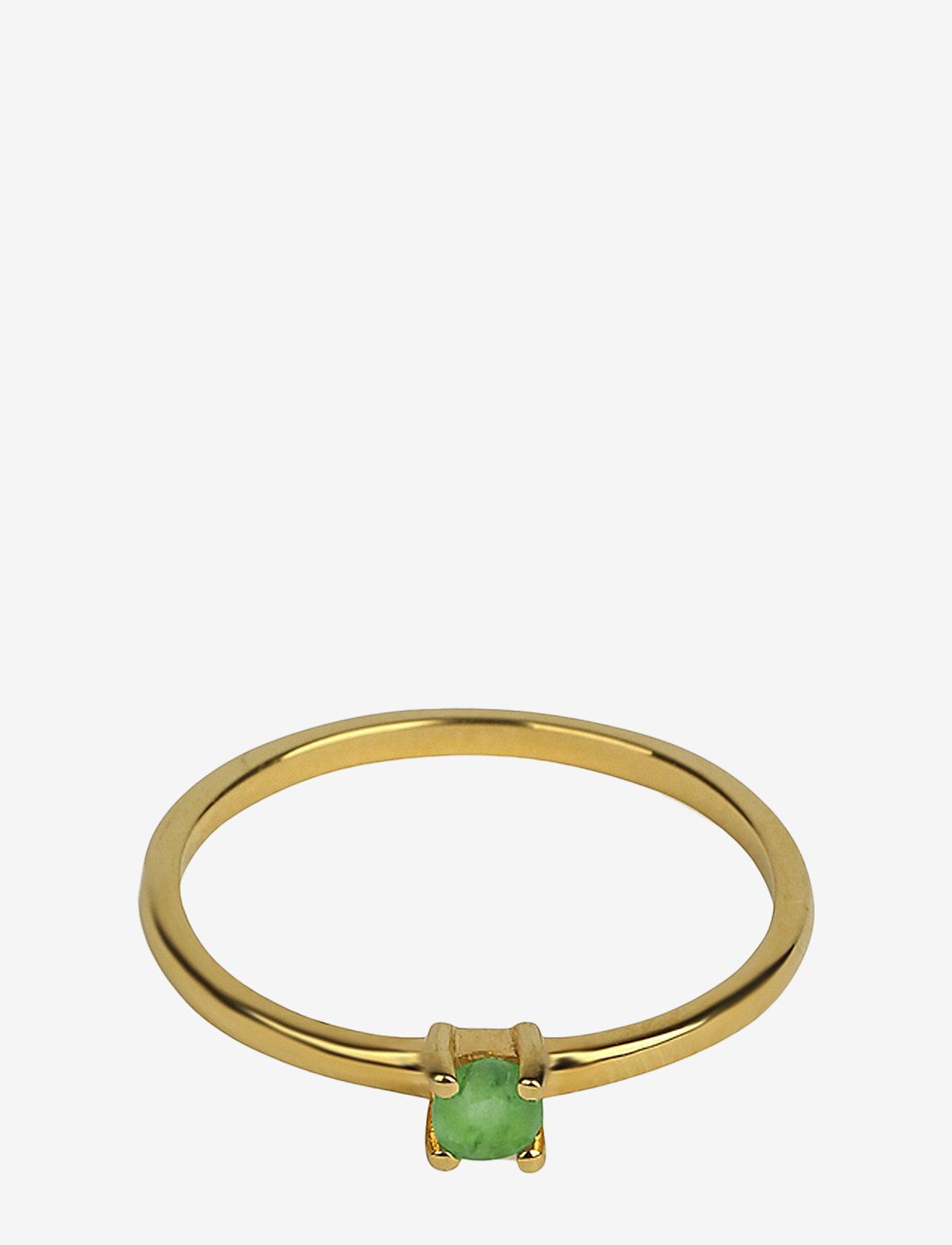 Syster P - Divine Ring Gold - ringen - gold - 0