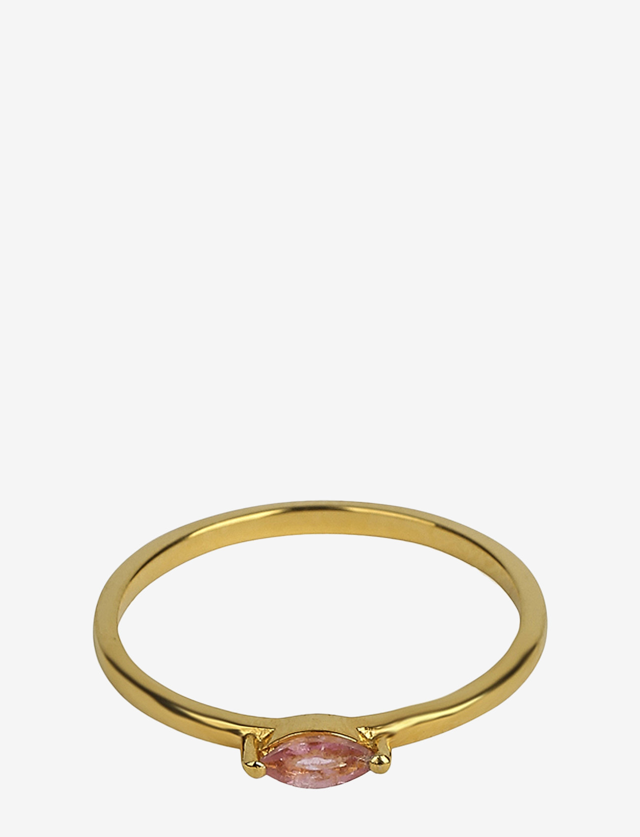 Syster P - Divine Ring Gold - ringen - gold - 0