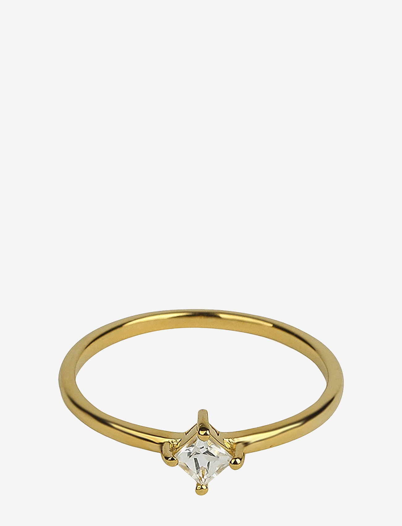 Syster P - Divine Ring Gold - sormukset - gold