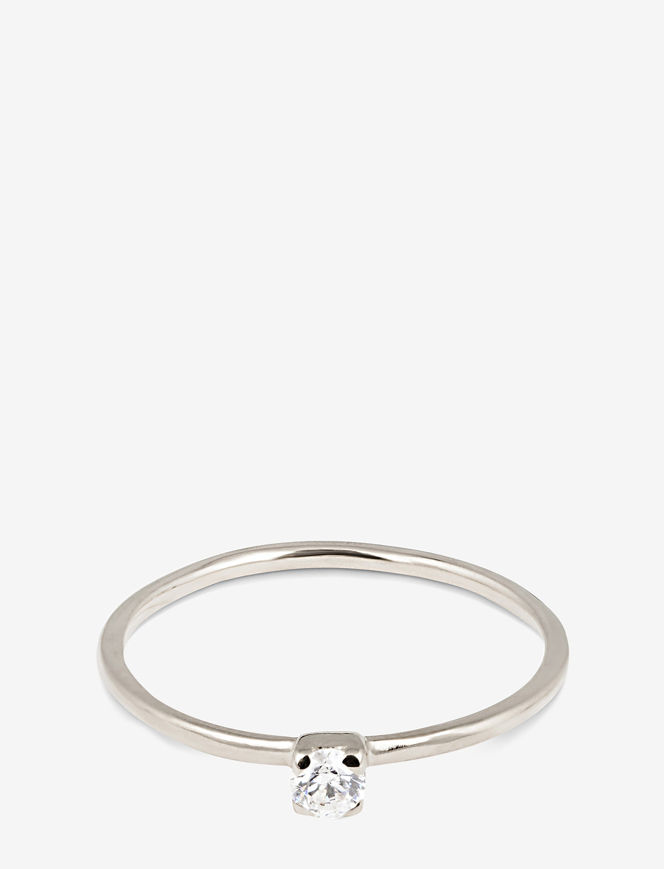 Syster P - Tiny Princess Ring Silver - ringen - silver - 0