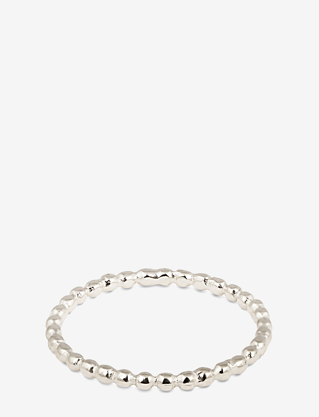Syster P - Tiny Dots Ring Silver - ringen - silver - 0