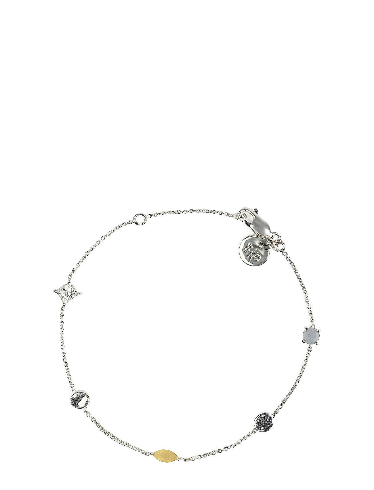 Divine Multi Bracelet Silver Accessories Jewellery Bracelets Chain Bracelets Sølv Syster P