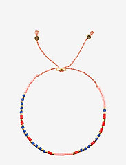 Syster P - Code Bracelet Gold Just Breathe - dainty - gold - 0