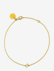 Syster P - Mini Flash Bracelet Gold - dainty - gold - 0