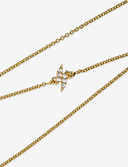 Syster P - Mini Flash Bracelet Gold - dainty - gold - 1