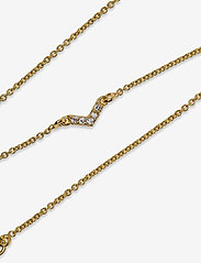 Syster P - Mini Arrow Bracelet Gold - dainty - gold - 1