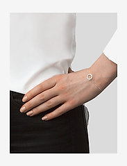 Syster P - MINIMALISTICA RING BRACELET SILVER - dainty - silver - 1