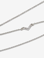 Syster P - Mini Arrow Bracelet Silver - dainty - silver - 1