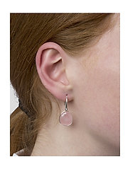 Syster P - Glam Glam Earrings - oorhangers - silver - 1