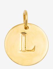 BELOVED LETTER GOLD - GOLD