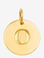 Syster P - BELOVED LETTER GOLD - hangers - gold - 0