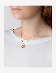 Syster P - Beloved Chain Short Gold - halskjeder - gold - 1