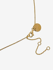 Syster P - Mini Arrow Necklace Gold - kettingen  - gold - 2