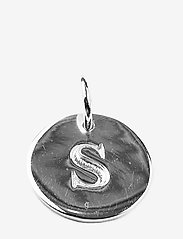 Syster P - BELOVED LETTER SILVER - hangers - silver - 0