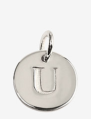 Syster P - Beloved Mini Letter Silver - hangers - silver - 0