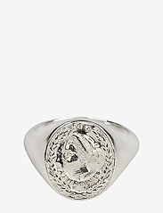 Syster P - Beaches Aphrodite Ring Silver - ringen - silver - 0