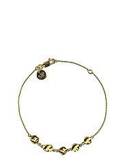 Divine Disc Bracelet Gold - GOLD