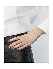 Syster P - Mejja Bracelet Silver - dainty - silver - 1