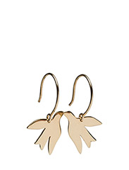 Bridy Earrings Gold - GOLD