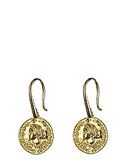 Beaches Aphrodite Earrings Gold - GOLD