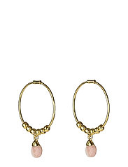Mini Teardrop Earrings Gold - GOLD