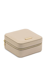 Jewelry Case Small - BEIGE