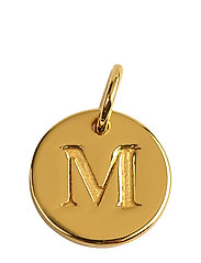 Beloved Mini Letter Gold - GOLD