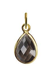 Beloved Stone Pendant Gold - GOLD