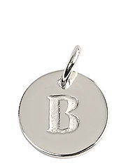 Beloved Mini Letter Silver - SILVER