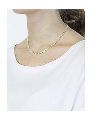 Syster P - Mejja Necklace Silver - sirot kaulakorut - silver - 1
