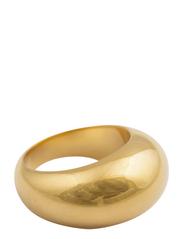 Bolded Big Ring Gold - GOLD