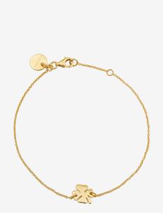 Bring me luck bracelet Gold - GOLD