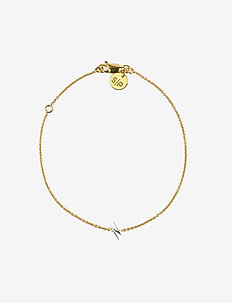 Snap Bracelet Flash Gold - dainty - gold
