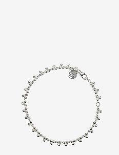 Mejja Bracelet Silver - dainty - silver