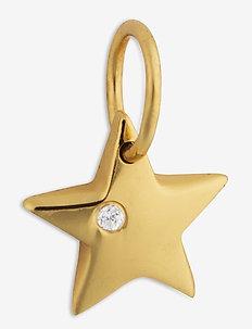 Beloved Pendant Gold - pendentifs - gold