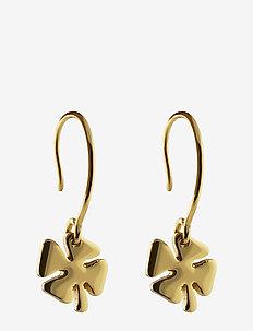 Bring Me Luck Earrings - SILVER