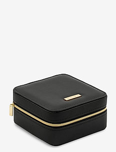 Jewelry Case Small Black - smykkeskrin - black