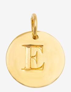 BELOVED LETTER GOLD - anhänger - gold