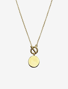 Links True Love Necklace Gold - GOLD