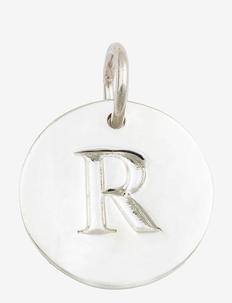 BELOVED LETTER SILVER - vedhæng - silver