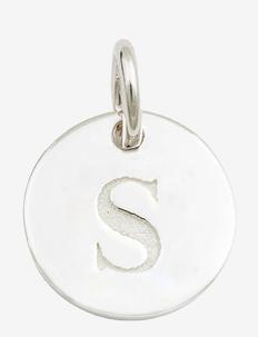 Beloved Mini Letter Silver - vedhæng - silver