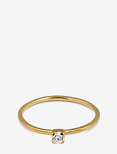 Tiny Princess Ring Gold - GOLD