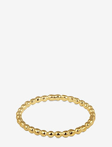 Tiny Dots Ring Gold - GOLD