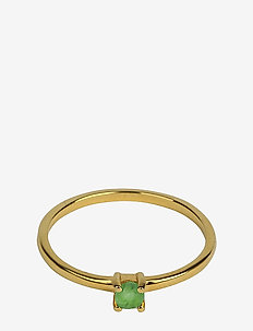 Divine Ring Gold - rings - gold
